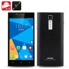 DOOGEE TURBO DG2014 Phone features a MTK6582 Quad Core 1 3GHz CPU  5 Inch IPS OGS 1280x720 Display and an Android 4 4 operating system