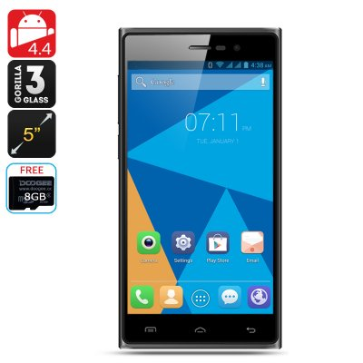 DOOGEE TURBO2 DG900 Phone (Black)