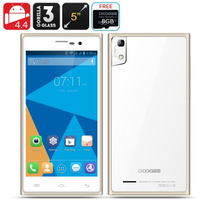DOOGEE TURBO2 DG900 Phone (Champagne)