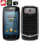 DOOGEE Titans 2 DG700 Rugged Phone (Black)