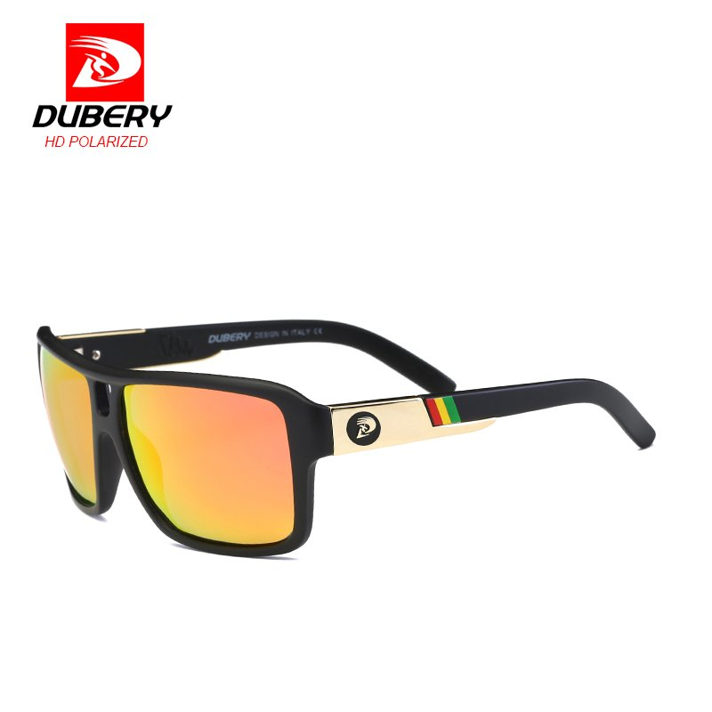 DUBERY UV400 Polarized Sunglasses - Color 4