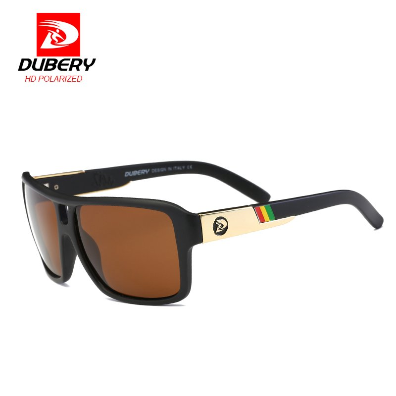 DUBERY UV400 Polarized Sunglasses - Color 7