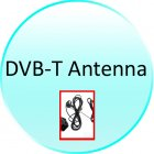DVB T Antenna for CVGX C37 Road Master 7 Inch Touchscreen Car DVD Player