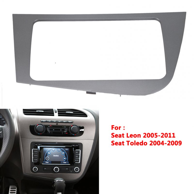 DVD Panel Frame for Seat Leon/Toledo Audio Upgrade Frame Panel