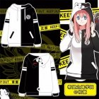 Danganronpa Monokuma Hoodies Cosplay Hoodies Man and Woman thin_M