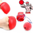 Decompression Boxing Ball lets you train hand and eye coordination  agility  and speed while proving an intense workout that helps remove stress and tension