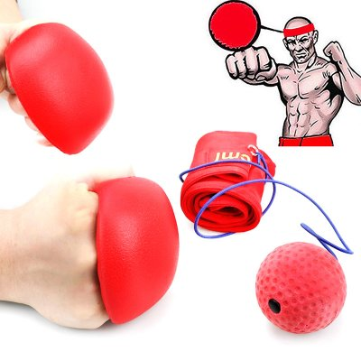 Decompression Boxing Ball