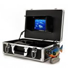 Deep Water Camera Set containing a built in 7 Inch LCD Screen into a carrying case that has a 600TVL resolution and a 20 meter cable is a brilliant accessory