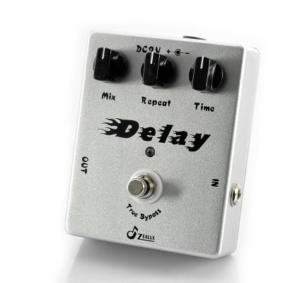 Delay Guitar Effects Pedal