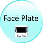Detachable Face Plate for CVSA C09 Budget Car GPS Navigation System with Bluetooth