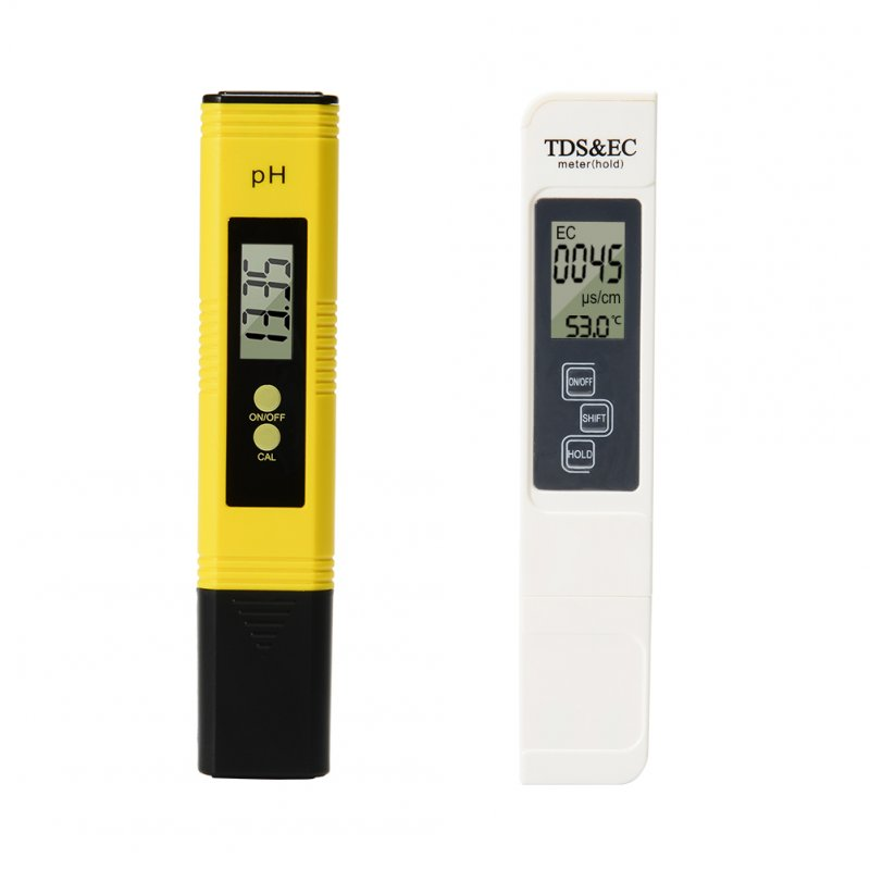 Digital 4 In 1 TDS Tester Kit