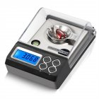 Digital Counting Carat Scale 20g 30g 50g 0.001g Precision Portable Electronic Jewelry Scales Medicinal Balance 30g / 0.001