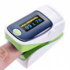 Digital Finger Oximeter Green