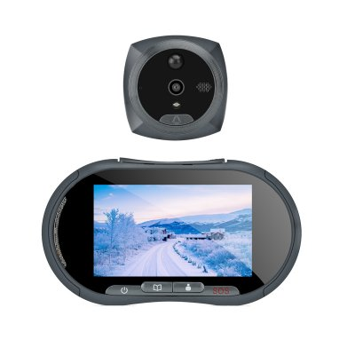 Digital Home Peephole Camera