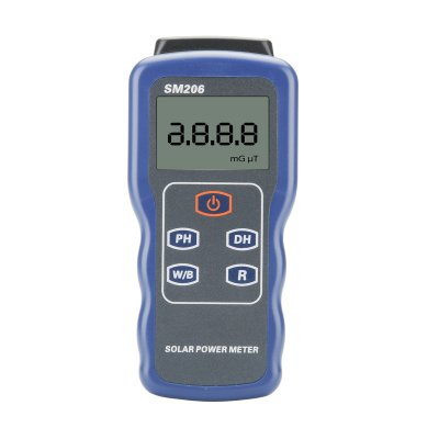 Digital Light Intensity Meter