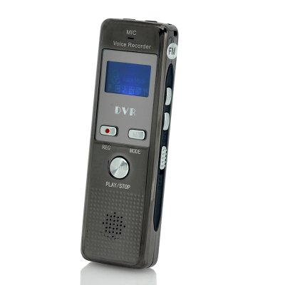 Digital Voice Recorder - FM Radio