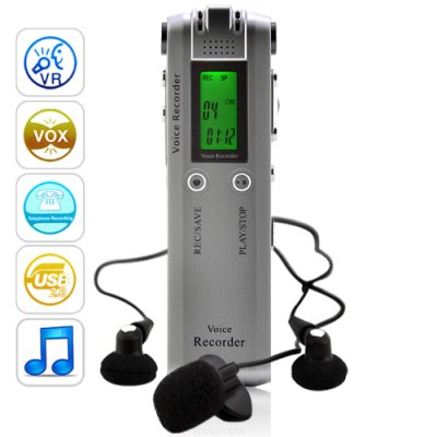4GB Voice Recorder