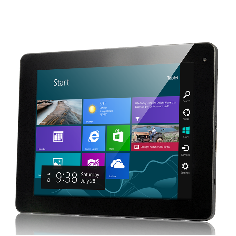 Windows 8 Compatible Tablet