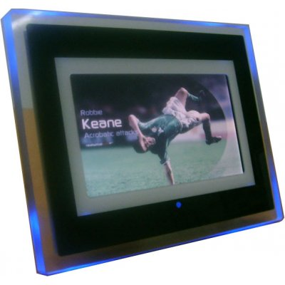 Built-in 256MB Flash, 9.2-inch Digital Photo Frame