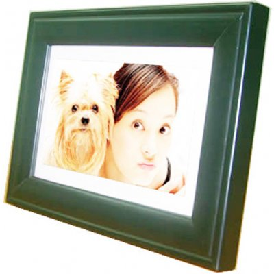 9.2-inch Digital Photo Frame, Built-in 512MB Flash