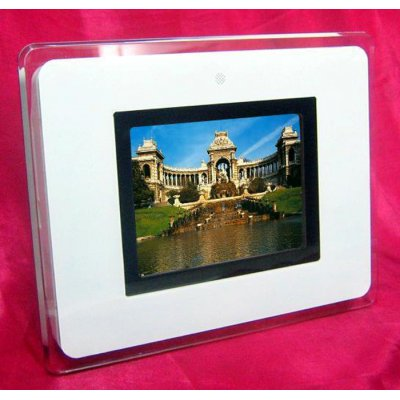 5.6-inch Digital Photo Frame with Speaker, SD /MMC /MS /USB Host