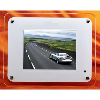 6.5-inch Digital Photo Frame, Fashionable and Thinner Appearance