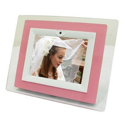 High Brightness Color 5.6-inch Screen  Digital Photo Frame