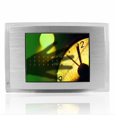 2.5 Inch MP3 Player + Mini Digital Photo Frame