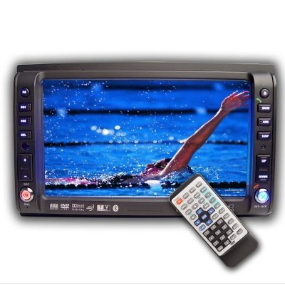 6.2 Inch Touchscreen Car DVD