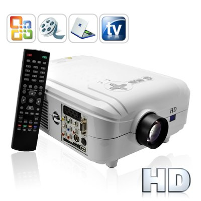 HD Multimedia Projector