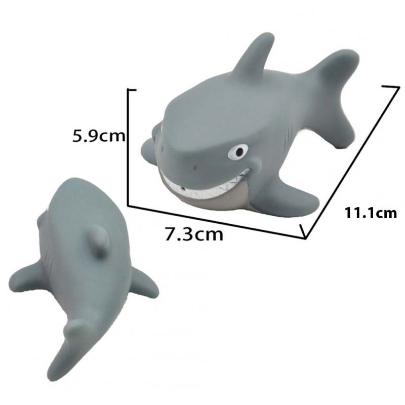 Diver Doll Cartoon Marine Organism Shape Life Diver Cylinder Symbol Buoyancy Doll Bcd Pendant Underwater Dolls Swimming Diving shark