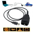 Do you need a VAG COM Tacho 2 5 USB to OBD II Interface Cable so you can do your own maintenance on your vehicle   Then get the car maintenance cables the profe