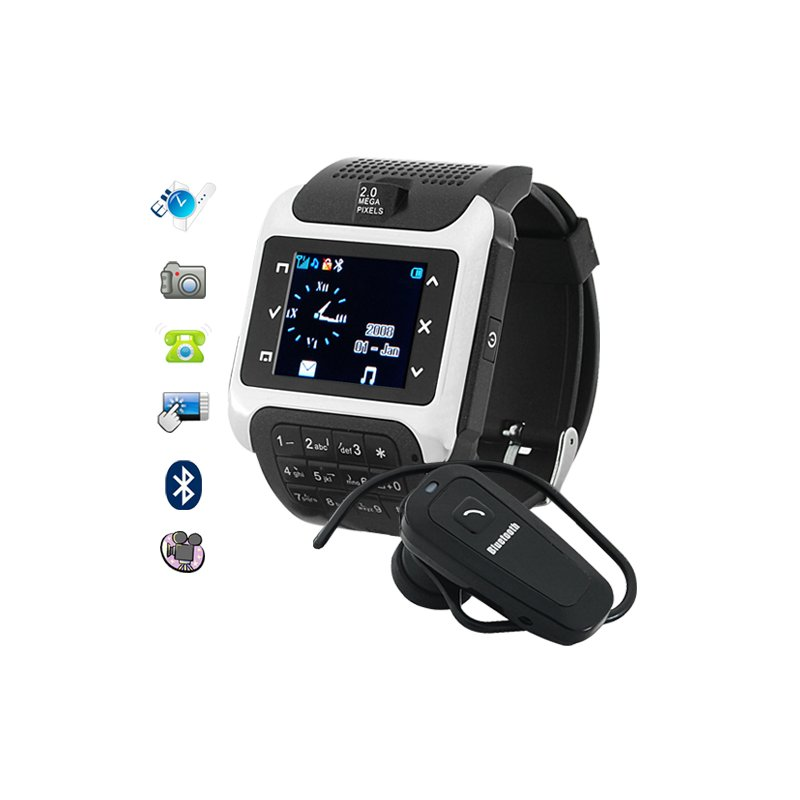 Champion - Lightweight Sports Edition Watchphone with Keypad