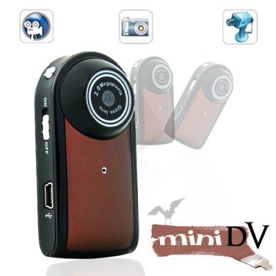 Portable Digital Camcorder