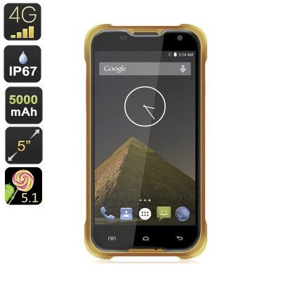 Blackview BV5000 Smartphone (Orange)