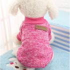 Dog Classic Sweaters, Pet Puppy Warm Clothes