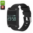 Domino DM68 Bluetooth Smart Bracelet (Black)