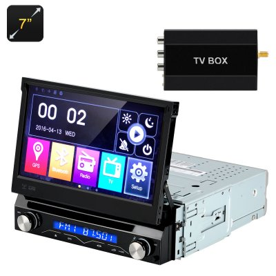 7 Inch Car DVD Player