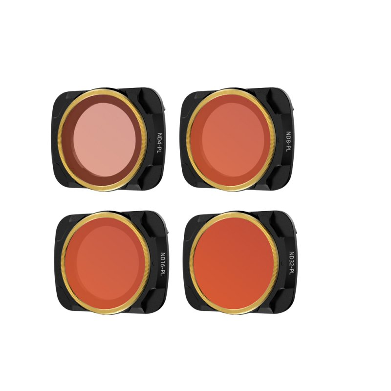 Done Filter For DJI Mavic Air 2 Filters Neutral Density Polar For DJI Mavic Air 2 Camera Accessories UV+CPL+ND4/8/16/32 NDPL Set ND / PL four piece set