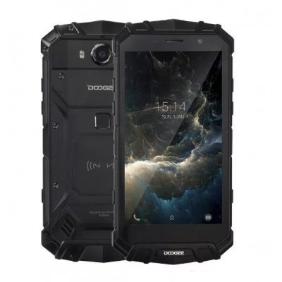 Doogee S60 Best Rugged IP68 sonim (Silver)