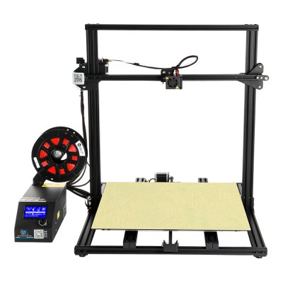 Black 3D Printer Creality 3D CR-10S