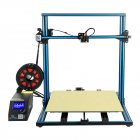 Blue 3D Printer Creality 3D CR-10S