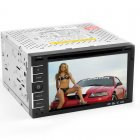 2 DIN 6.2 Inch Car DVD Player - Road Rampage