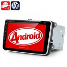 Volkswagen 2 DIN Android 4.4 Car DVD Player