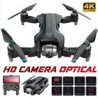 Drone Profissional 4K/1080P Quadrocopter with camera RC Helicopter Altitude Holding Headless Mode FPV toys for Adults Kids 4K 3 battery