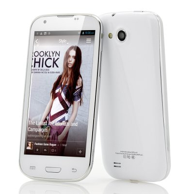 Dual Core Android 4.1 Phone - Sky (W)