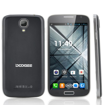 DOOGEE Voyager DG300 Android IPS Phone (BL)