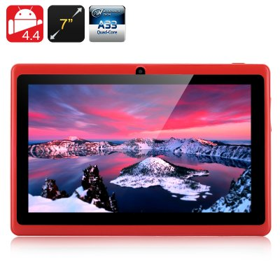 E-Ceros Create 2 Tablet PC (Red)