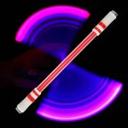 E15  Illuminated Spinning Pen Rolling Pen Special Pen without Refill for Kids E15 (B red send E11)