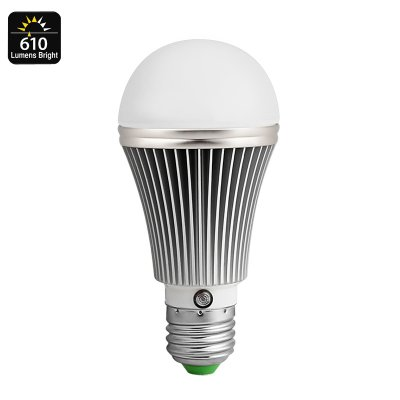 7 Watt E27 LED Light Bulb